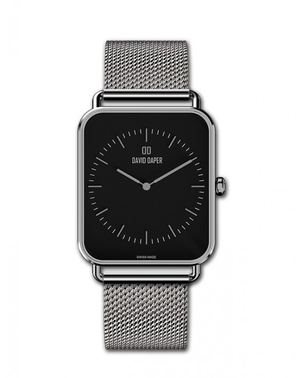 David Daper Watches Watch: Time Square - 01 ST 02 M01
