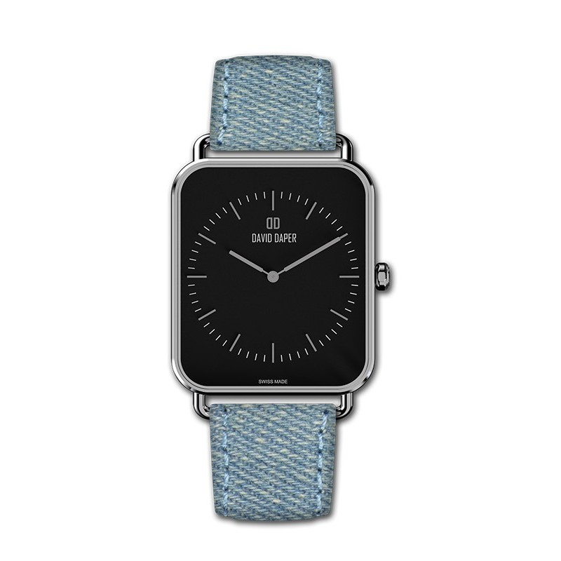 David Daper Watches Watch: Time Square - 01 ST 02 J01