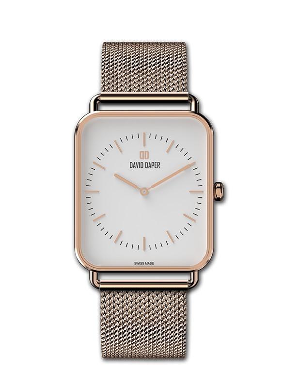 David Daper Watches Watch: Time Square - 01 RG 01 M01