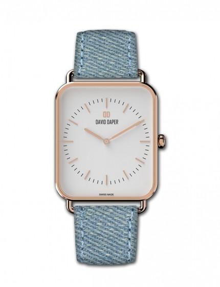 David Daper Watches Watch: Time Square - 01 RG 01 J01