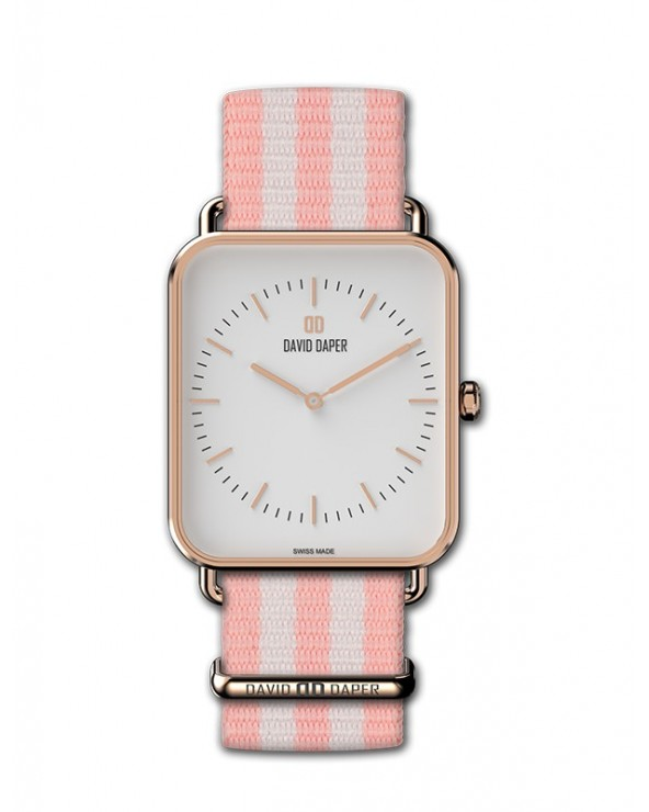 David Daper Watches For Her: Time Square - 01 RG 01 N01