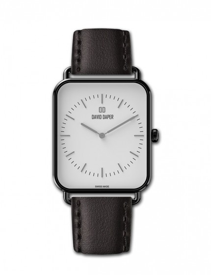 David Daper Watches Watch: Time Square - 01 BL 01 C01
