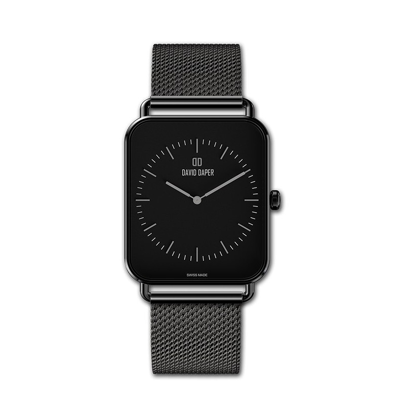 David Daper Watches Watch: Time Square - 01 BL 02 M01