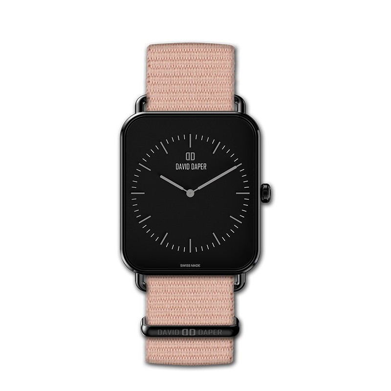 David Daper Watches Watch: Time Square - 01 BL 02 N01