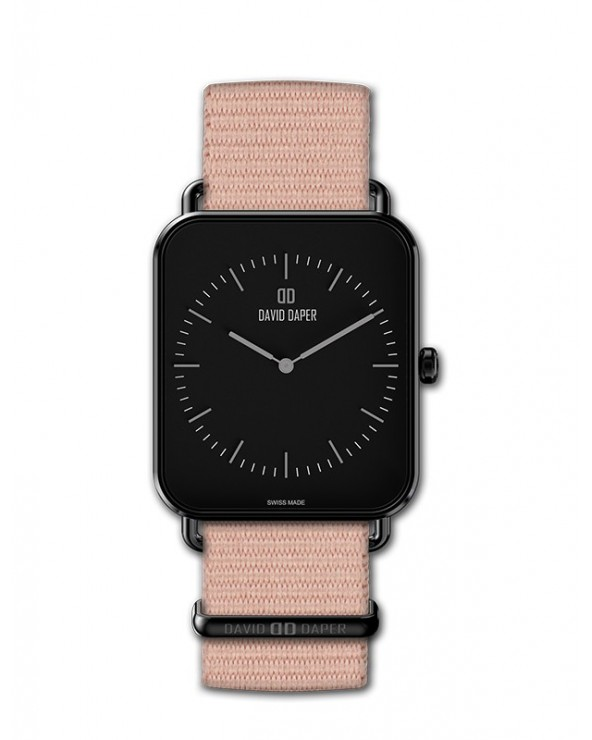 David Daper Watches For Her: Time Square - 01 BL 02 N01