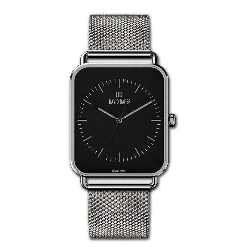 David Daper Watches Watch: Time Square - 02 ST 02 M01