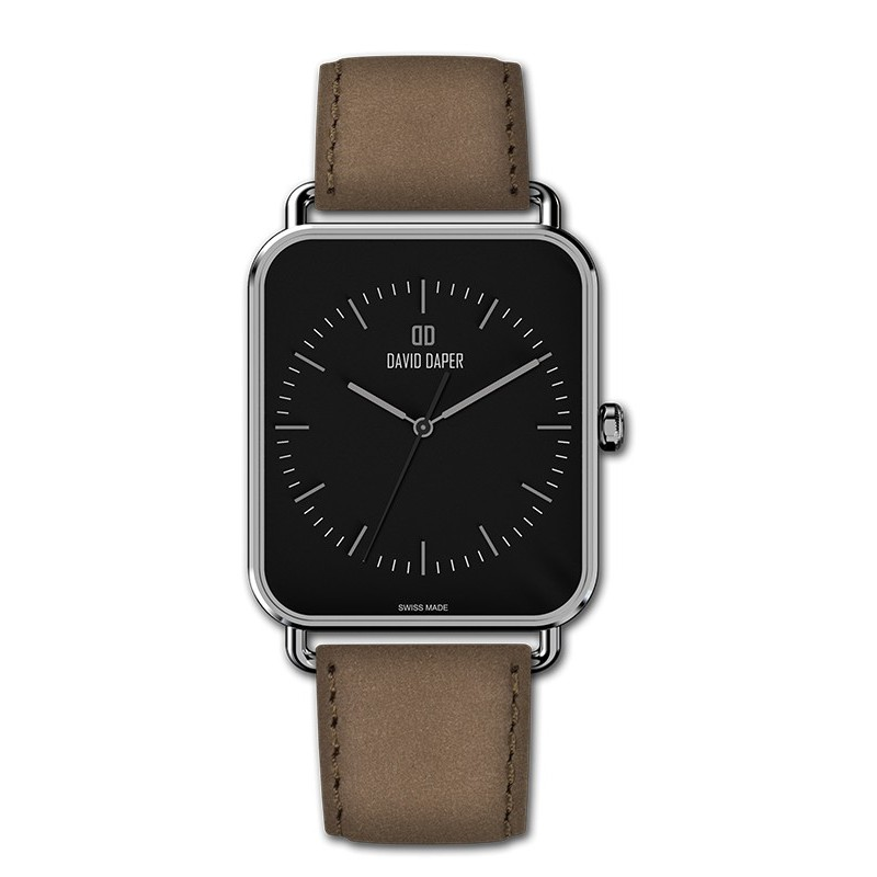 David Daper Watches Watch: Time Square - 02 ST 02 C01
