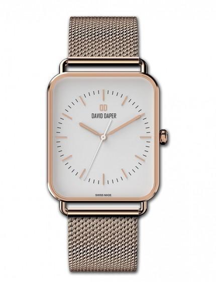 David Daper Watches Watch: Time Square - 02 RG 01 M01