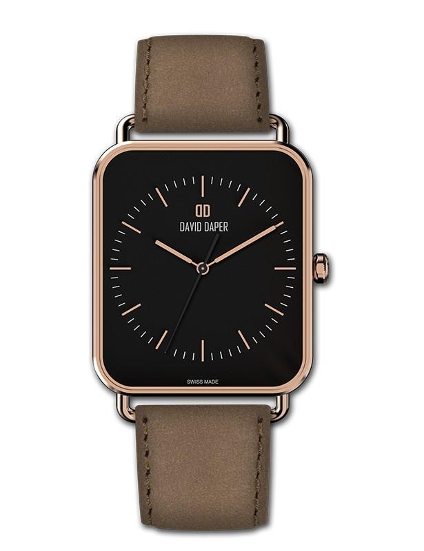 David Daper Watches Watch: Time Square - 02 RG 02 C01
