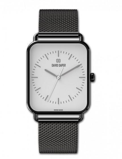 David Daper Watches Watch: Time Square - 02 BL 01 M01