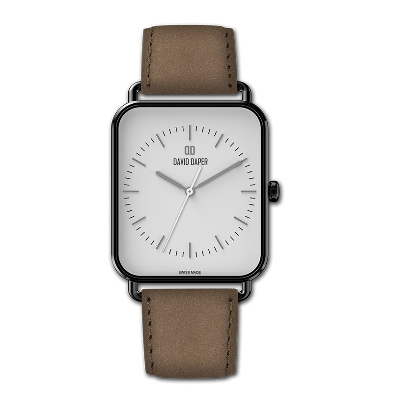 David Daper Watches Watch: Time Square - 02 BL 01 C01