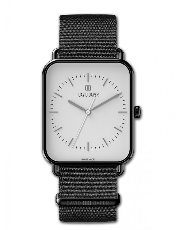 David Daper Watches Watch: Time Square - 02 BL 01 N01