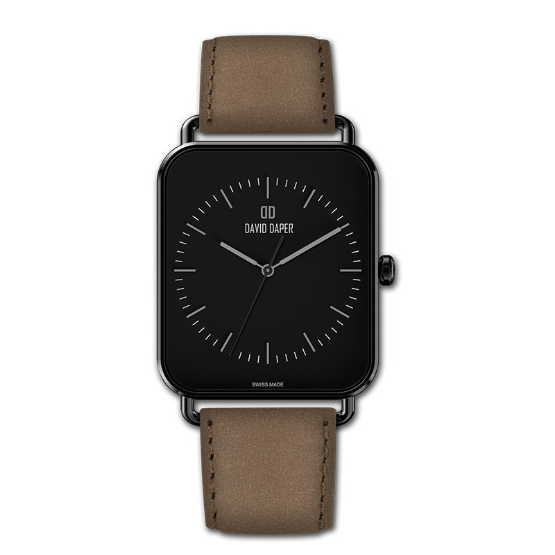 David Daper Watches Watch: Time Square - 02 BL 02 C01