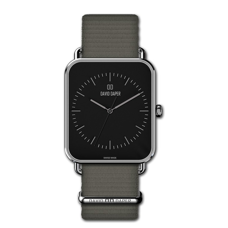 David Daper Watches Watch: Time Square - 02 ST 02 N01