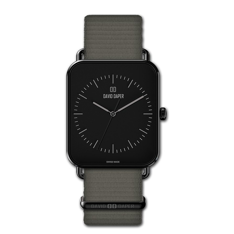 David Daper Watches Watch: Time Square - 02 BL 02 N01