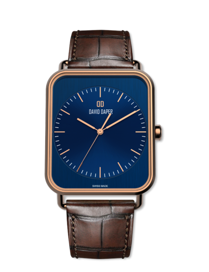 David Daper Watches - Vendôme - 02 RG 04 C01