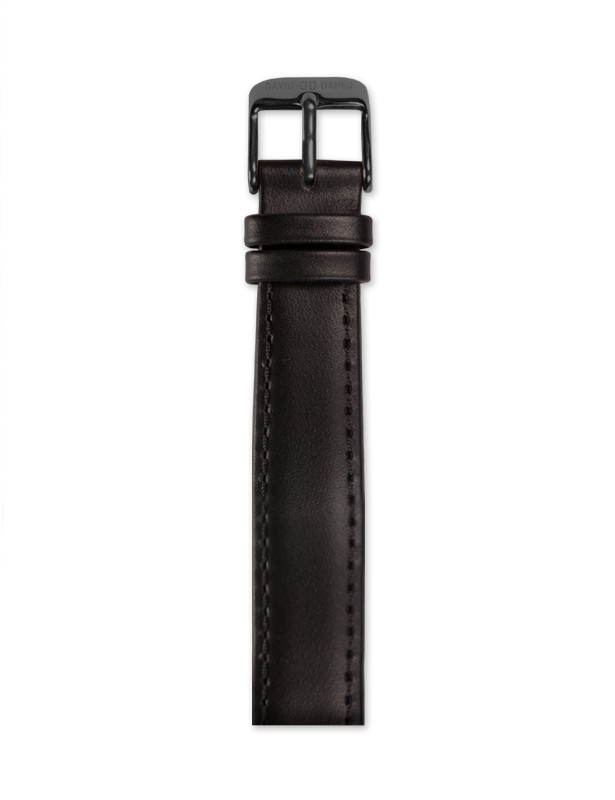 David Daper Watch Strap Time Square 01 BL C01