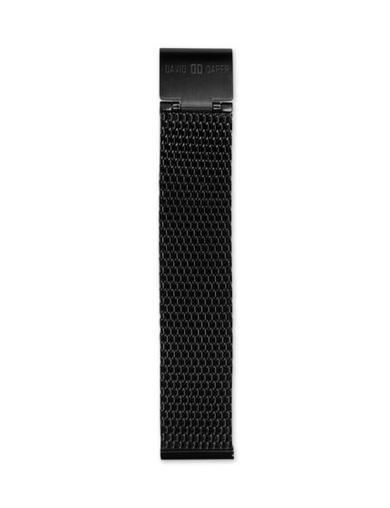 David Daper Watch Strap Time Square 01 BL M01