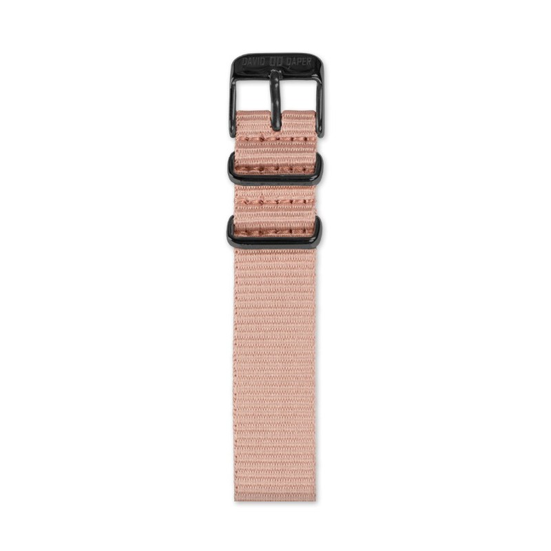 David Daper Watch Strap Time Square 01 BL N02