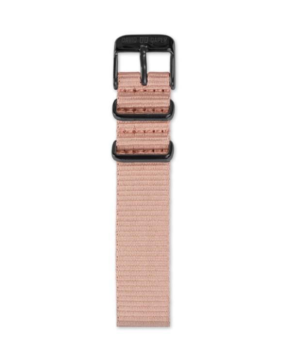 David Daper Watch Strap Time Square 01 BL N02