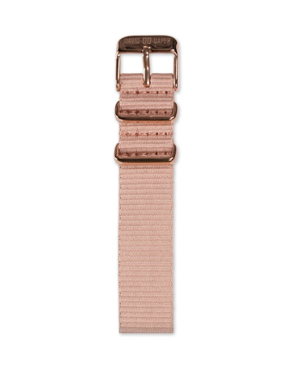 David Daper Watch Strap Time Square 01 RG N02