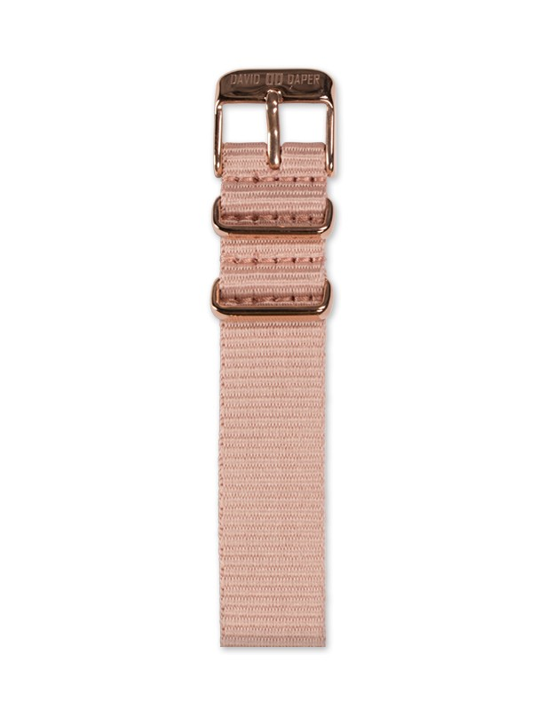 David Daper Watch Strap Time Square 01 RG N02