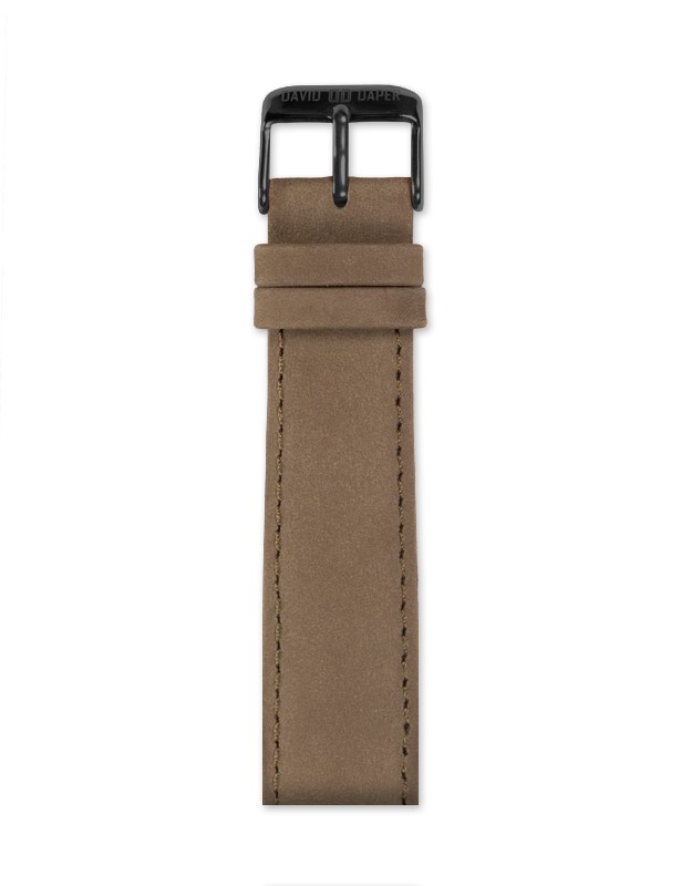 David Daper Watch Strap Time Square 02 BL C01
