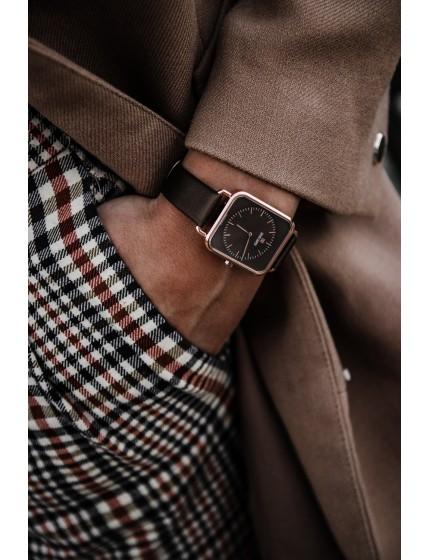David Daper Watch Strap Time Square 02 BL C02