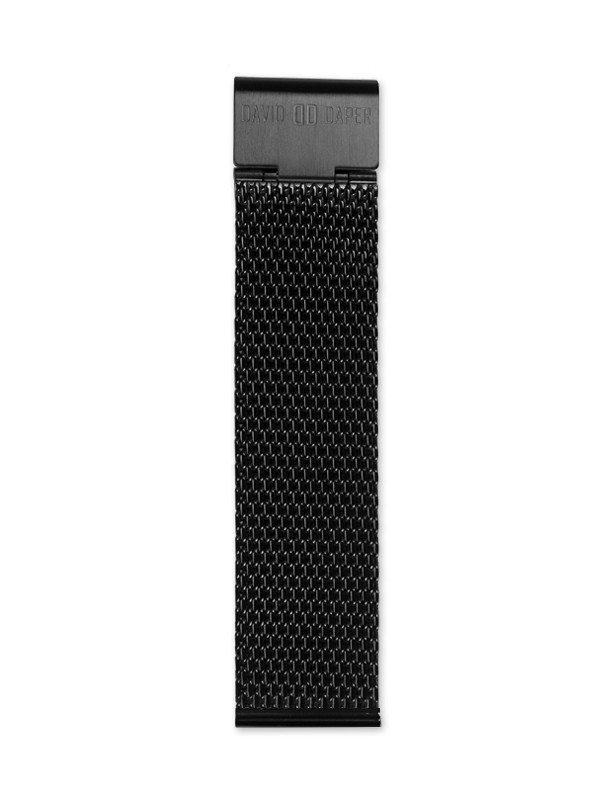 David Daper Watch Strap Time Square 02 BL M01