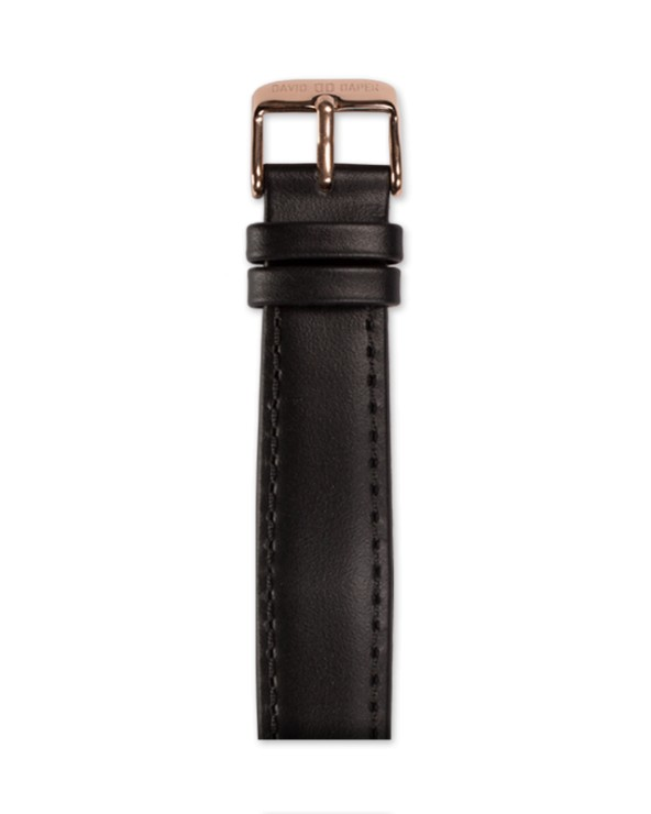 David Daper Watch Strap Time Square 02 RG C02