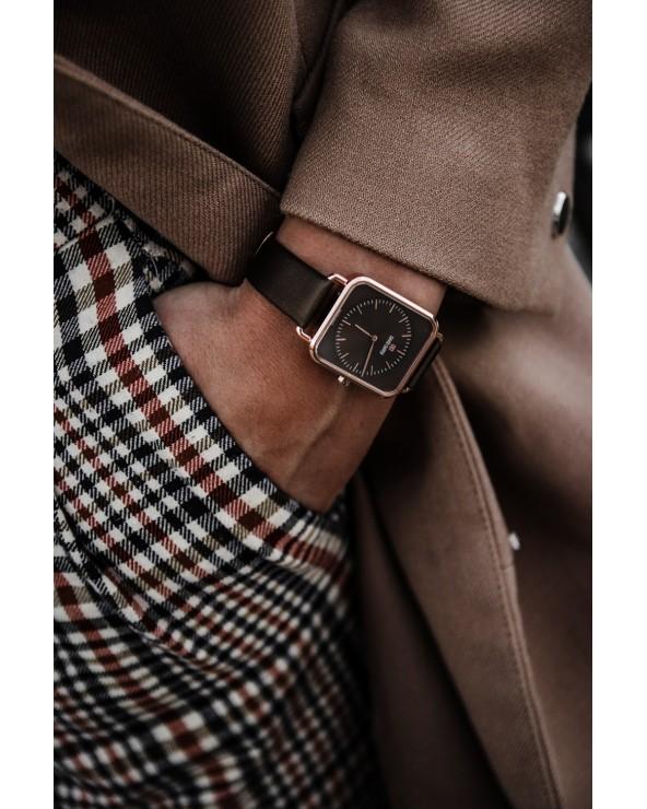 David Daper Watch Strap Time Square 02 RG C02