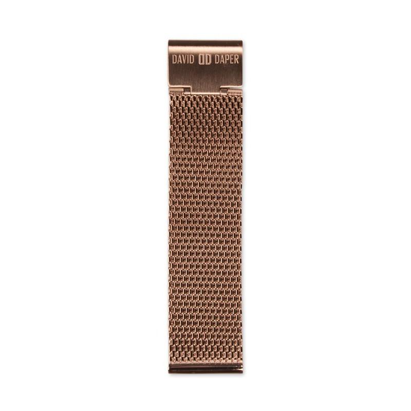 David Daper Watch Strap Time Square 02 RG M01