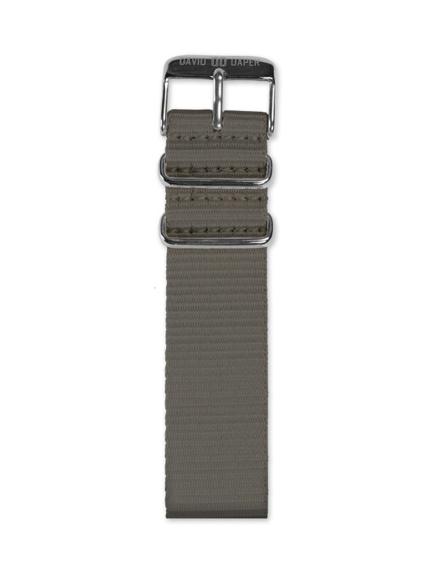 David Daper Watch Strap Time Square 02 ST N02