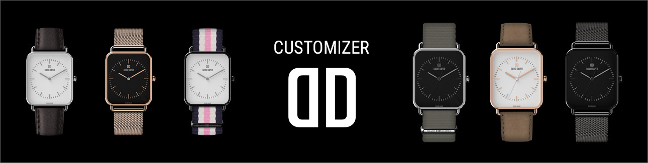 David Daper - Customizer