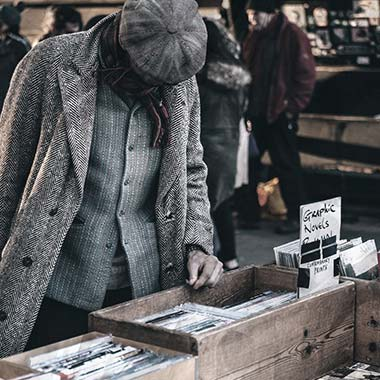 David Daper - Brand Territory - Alternative Shopping