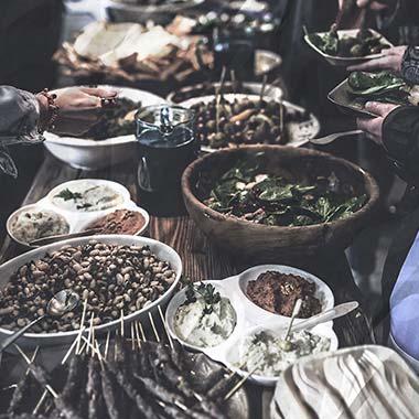 David Daper - Brand Territory - Urban Gastronomy