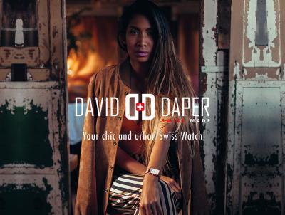 David Daper at Carat
